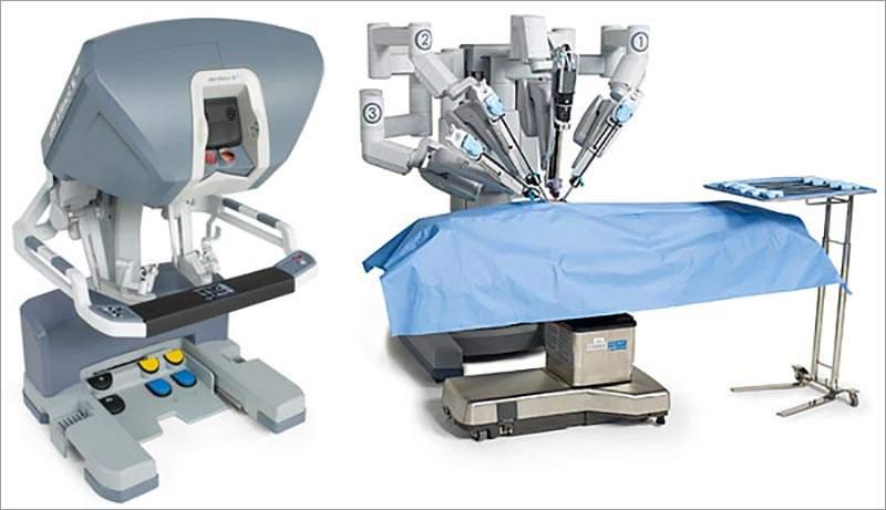 Da Vinci Robot - Prof. Dr. Çetin Vural